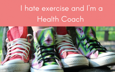 I Hate Exercise And I'm a Health Coach.
