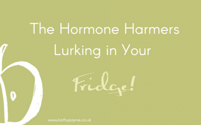 The Hormone Harmers Lurking in Your Fridge