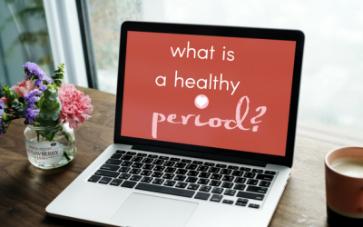 What IS a healthy period?