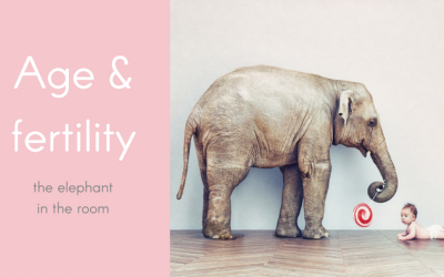 Age and Fertility – The Elephant in The Room