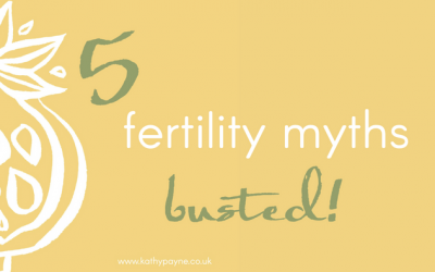 5 Fertility Myths Busted