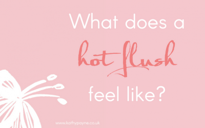 What Does A Hot Flush Feel Like? Flush to Furnace
